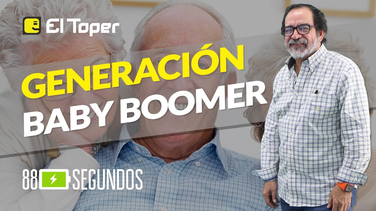 Generación Baby Boomer - 88 segundos - Martín Diez - YouTube