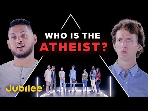 6 Christians vs 1 Secret Atheist