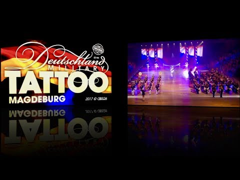Military Tattoo Magdeburg 2017 - Opening