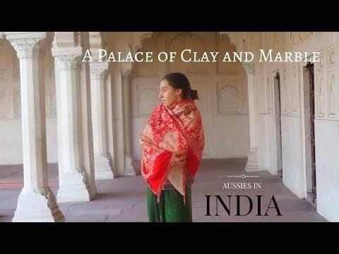 Inside the Agra Fort