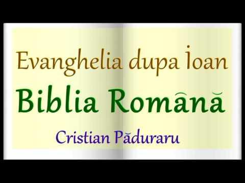 Sfanta Evanghelie cea dupa Matei (Parintele Mircea Stoleriu) from YouTube · Duration:  2 hours 59 minutes 38 seconds