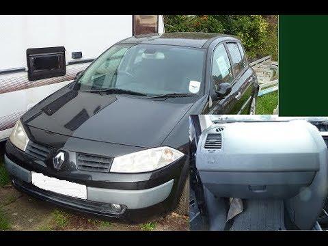 Renault Megane MK2 How to Remove Glovebox 2002- 2006 2 II 2003 2004