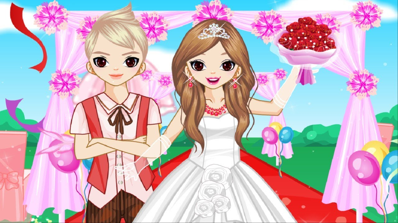 Didi Games-Bride In Rush Dress Up Games For Little Girls - YouTube