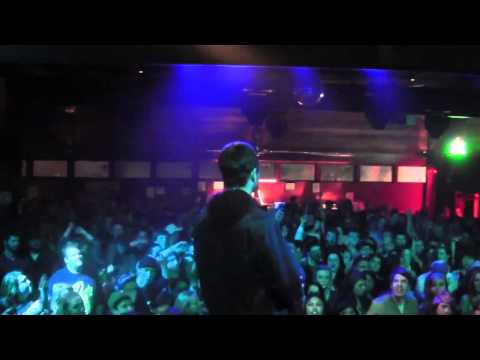 Grieves BEHIND THE SCENES Seattle show! May 4th, 2012
