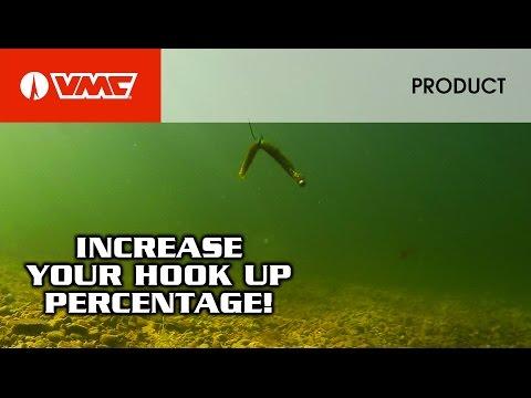 Hottest finesse technique with the VMC® Neko Hook & Neko Half Moon Weight: HOW TO FISH