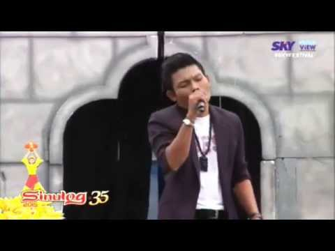 Roland 'Bunot' Abante sings 'To Love Somebody' in Sinulog 2015