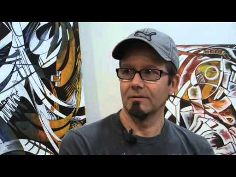 51 Ep 51 Colliding Worlds Presents The Art of  Philippe Chambon 26 Oct 2013