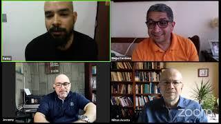 Voces del cielo - Taller sobre profetas con el Dr. Milton Acosta - El Redil Estadio