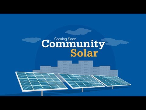 Go Solar with Community Solar