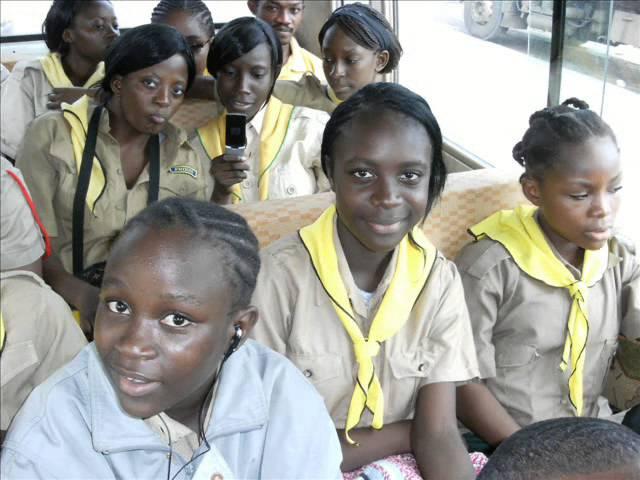 jeunesse adventiste du cameroun - Camps JA à bafoussam Ouest cameroun