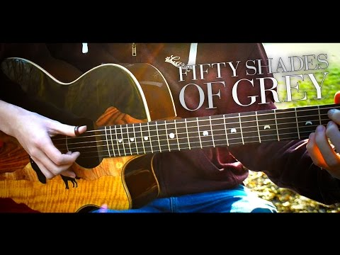 Crazy in Love - 50 Shades of Grey - Fingerstyle Guitar Cover