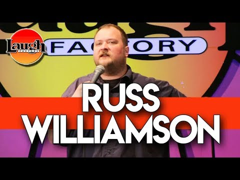 Russ Williamson | Pothole Tourettes | Laugh Factory Chicago Stand Up Comedy