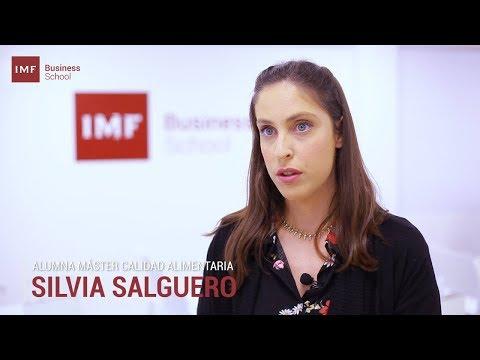 Opinión alumna del Master en Calidad Alimentaria: Silvia Salguero