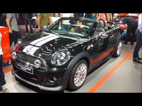 Mini John Cooper Works Roadster 2015 In Detail Review Walkaround