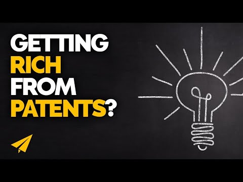 Patents Explained - How to make money from a patent