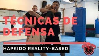 Técnicas de defensa personal Hapkido Figueres