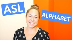 The ASL Alphabet: American Sign Language Letters A-Z