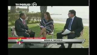 Brian A. Nichols: Alianza del Pacífico ha tenido un avance enorme