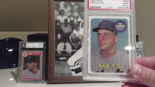 My Updated Top 100 Baseball Cards