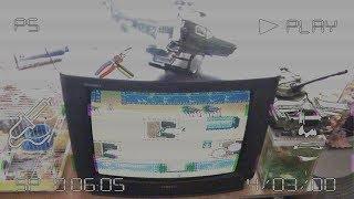 Ремонт ностальгического TV SAMSUNG