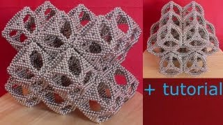 Rhombic dodecahedron frame stack, avoid bad polarity system