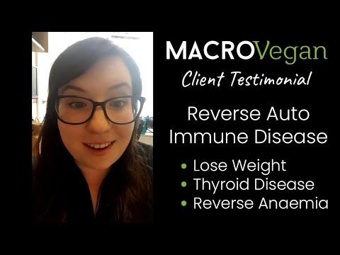 Reverse Auto Immune Disease - Thyroid Disease - Lose Weight - Reverse Anaemia