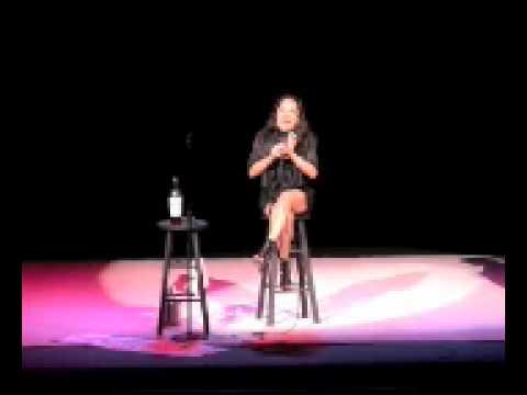Margo Reymundo sings