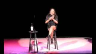 "Margo Reymundo sings ""Poetry Man"" to Ron White  - Nashville"