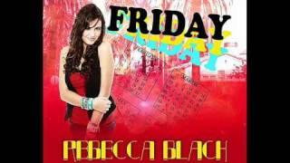Rebecca black - 'friday' (lyrics in the description)