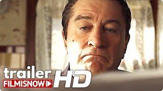 THE IRISHMAN Final Trailer (2019)   Robert De Niro, Martin Scorsese Netflix Movie