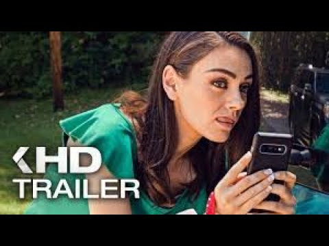 BREAKING NEWS IN YUBA COUNTY Official Trailer 2021 Mila Kunis, Allison Janney Movie ~ King Comic Con