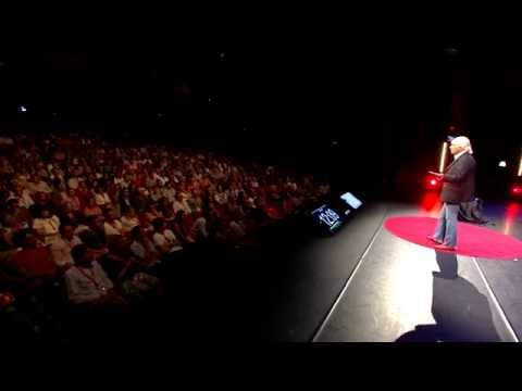 Sword Swallower Dan Meyer: TEDxMaastricht: Doing the Impossible, Cutting Through Fear
