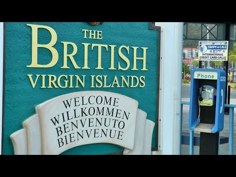 Caribbean Sea '12 - British Virgin Islands Pt.02 - Tortola Island Road Town Baughers Bay