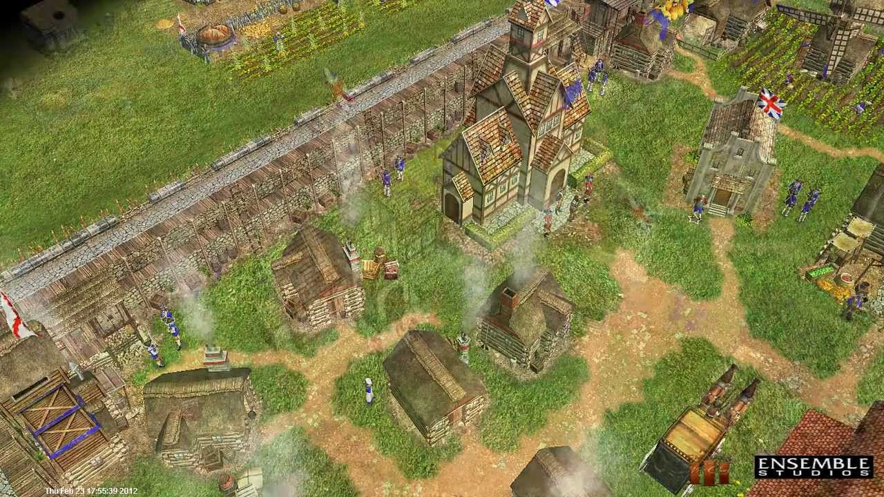 Age Of Empires 3 Maps Age of Empires 3 Custom map,Castle(Editor)   YouTube Age Of Empires 3 Maps