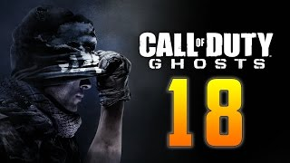 Call of Duty : Ghosts - Mission 18 - The Ghost Killer! [No Commentary] 1080p 60FPS!