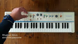 Casiotone Casio MT-45