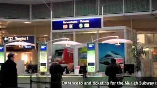Navigating the Munich Airport