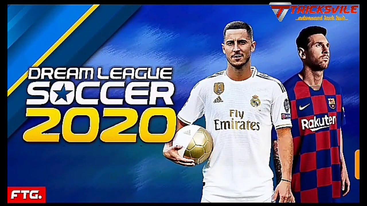 DLS 20 Mod Apk] Download Dream League 2020 Mod Apk + Obb