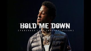 """[FREE] NBA YOUNGBOY TYPE BEAT 2018 """"Hold Me Down"""" (Prod. By @two4flex)"""