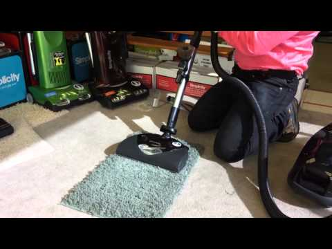 Cleaning Frieze carpeting