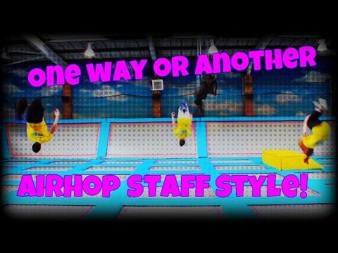 AirHop Staff Music Video