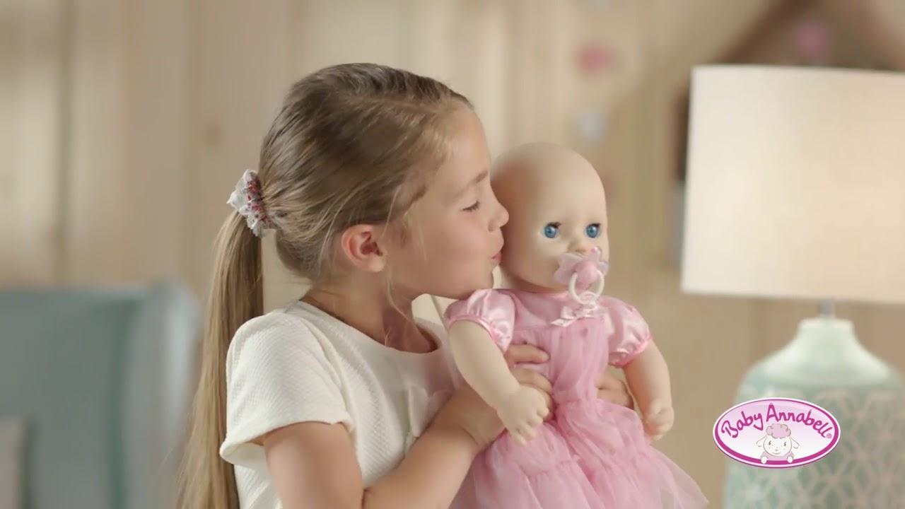 Baby Annabell • Sweet Dreams • Zapf Creation - YouTube