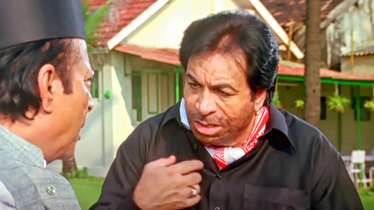 Download कादर खान का ऐसा जबरदस्त कॉमेडी सीन आपने पहले कभी नहीं देखा होगा l अंखियों से गोली मारे बेस्ट सीन