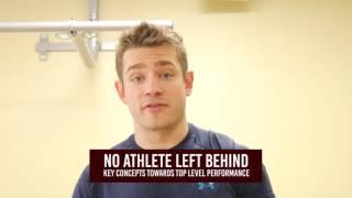 IDEA PT EAST Presentation - No athlete left behind