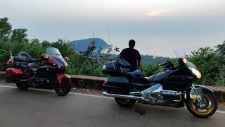 GOLDWING 8,000 Miles Report In India