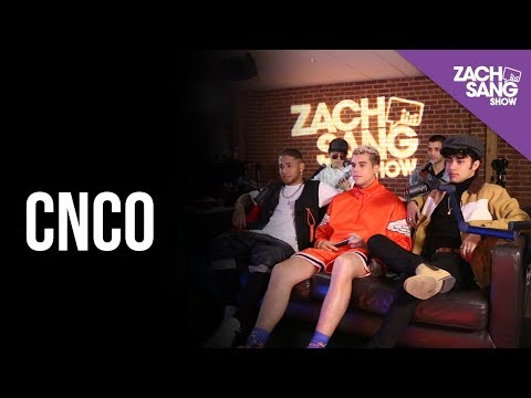 CNCO Talks Pretend La Banda & Maturing as Artists