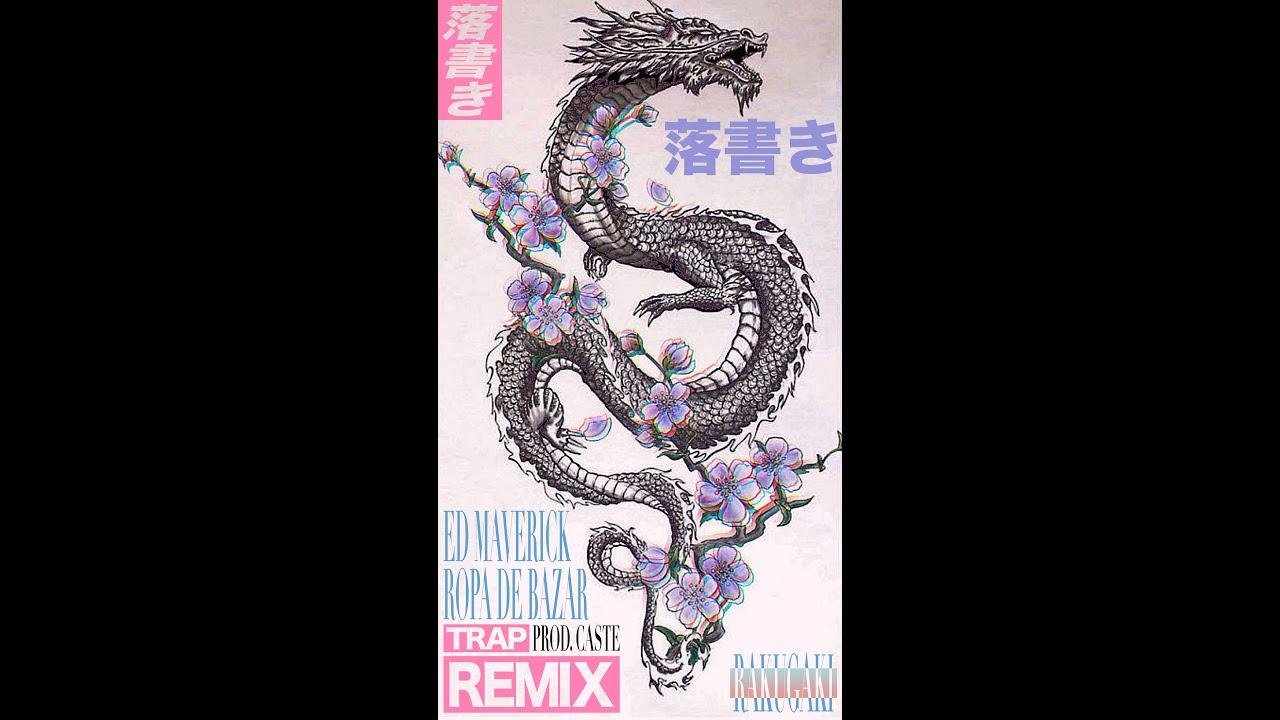 "Ed Maverick ""Ropa de Bazar"" TRAP REMIX prod. @rakugaki.95"