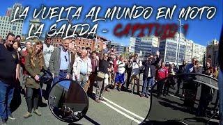 La vuelta al mundo en moto | From Barcelona to Ljubljana | Episodio #1