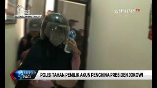Penyebar Foto Presiden Jokowi yang Diedit Kayak Mumi Resmi Ditahan