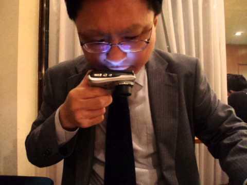 GEDC3539 2015.05.29 nikkei ashahi at ichoigaya koujimachi chimuny with radio and TV